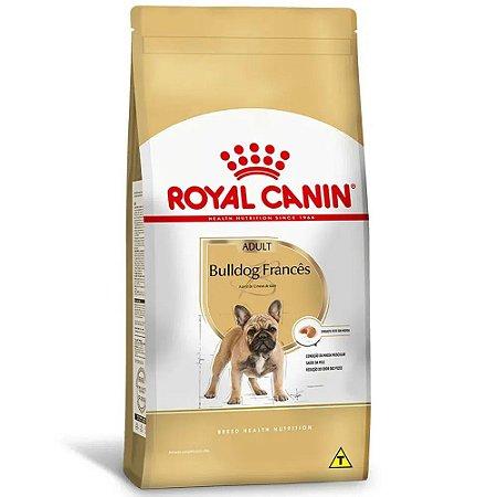 Ração Royal Canin Breeds Bulldog Francês Adultos 2,5kg