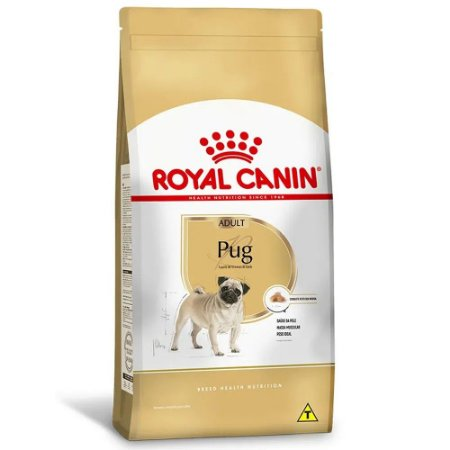 Ração Royal Canin Breeds Pug Adult 1kg