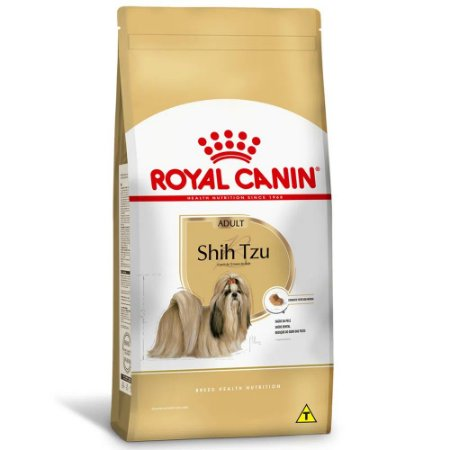 Ração Royal Canin Breeds Shih Tzu Adult 2,5kg