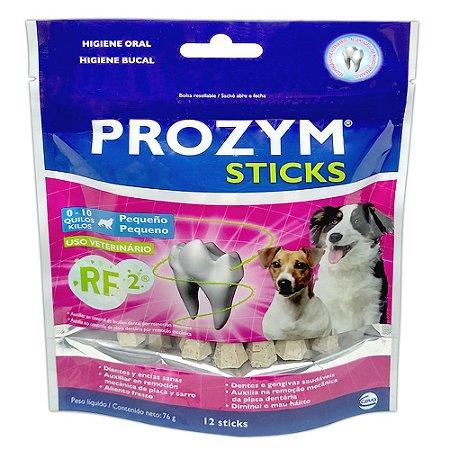 Palitos Higiene Bucal Prozym Cães Pequenos 76g