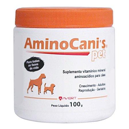 Aminocanis Pet 100g - Avert