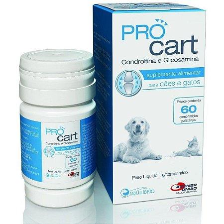Procart Suplemento Alimentar 60 Comprimidos Agener
