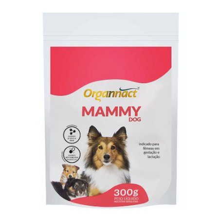 Suplemento Vitamínico Organnact Mammy Dog 300g