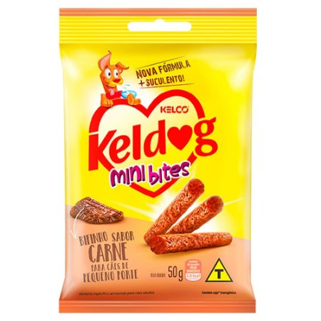 Bifinho Keldog Mini Bites 50g - Kelco