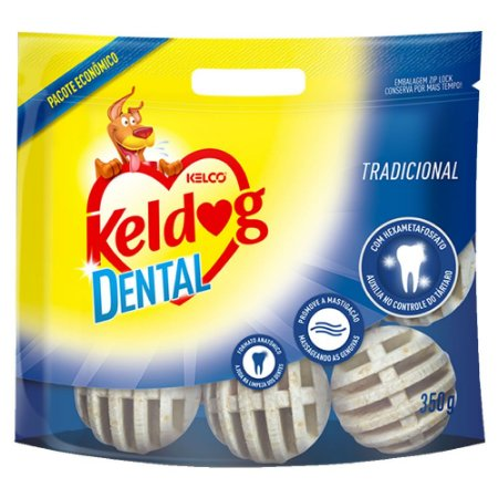 Keldog Dental Bola 350g - Kelco