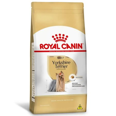Ração Royal Canin Breeds Yorkshire Terrier Adult 2,5kg