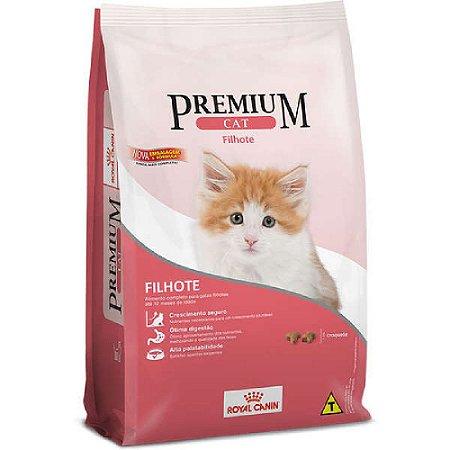 Ração Royal Canin Premium Gatos Filhotes 1kg