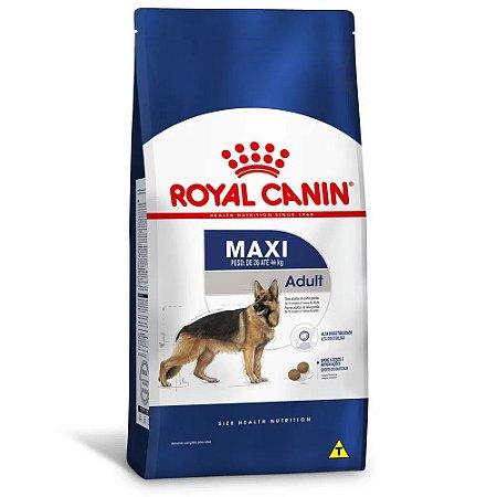 Ração Royal Canin Size Maxi Adult Cães Adultos de Porte Grande 15kg