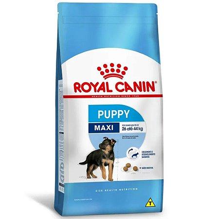Ração Royal Canin Size Maxi Puppy Cães Filhotes de Porte Grande 15kg