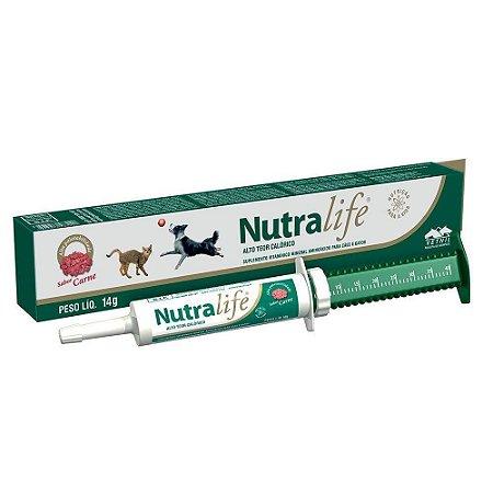 Suplemento Vitamínico Nutralife seringa dosadora 14g -Vetnil
