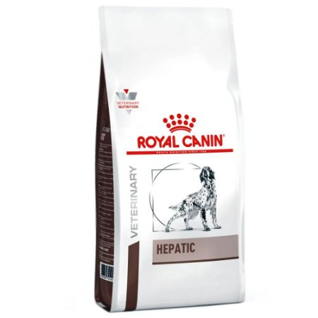 Ração Royal Canin Veterinary Diet Cães Hepatic 10,1kg