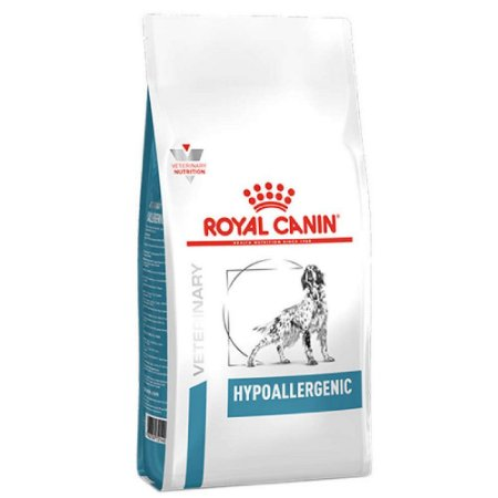 Ração Royal Canin Veterinary Cães Hypoallergenic 10,1kg