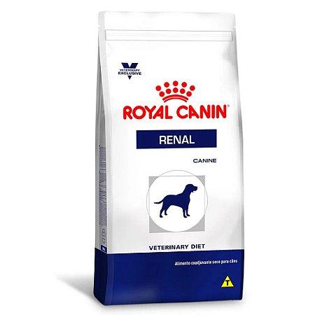 Ração Royal Canin Veterinary Diet Cães Renal 2kg