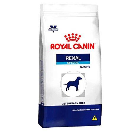 Ração Royal Canin Veterinary Diet Cães Renal Special 2kg