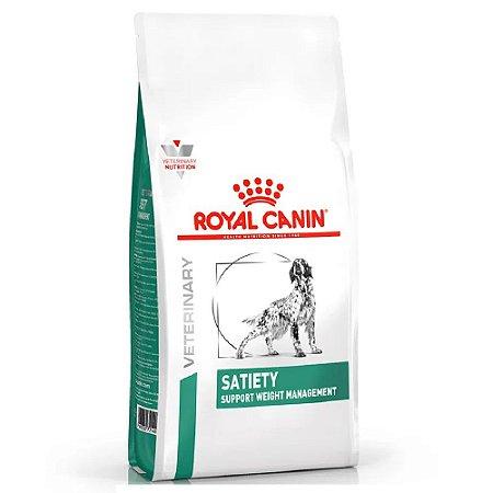 Ração Royal Canin Veterinary Cães Satiety 1,5kg