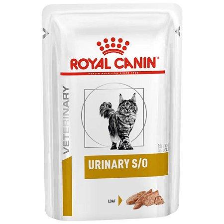 Ração Úmida Royal Canin Gatos Sachê Urinary Wet 85g