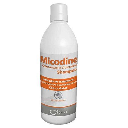 Shampoo Micodine 225ml - Syntec