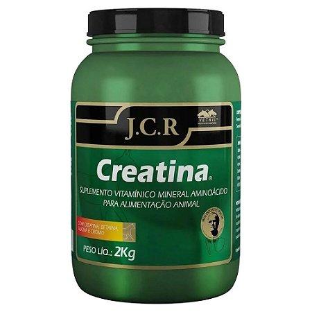 Suplemento Creatina J.C.R. 2kg - Vetnil