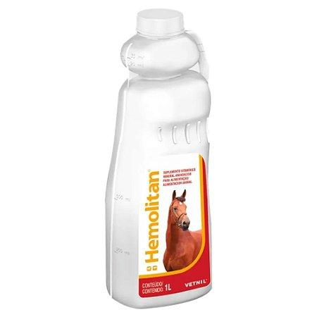 Suplemento Hemolitan 1L - Vetnil