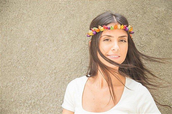 Tiara Flor de Inajá