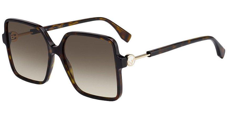 Óculos de Sol Fendi FF0411S 086 58-HA