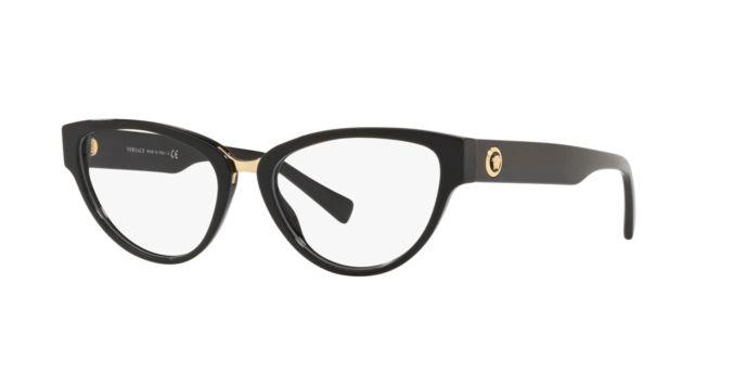 Óculos de Grau Versace VE3267 GB1 53