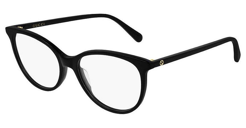 Óculos de Grau Gucci GG0550O 005 53