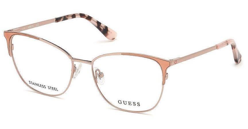 Óculos de Grau Guess GU2705 074 53