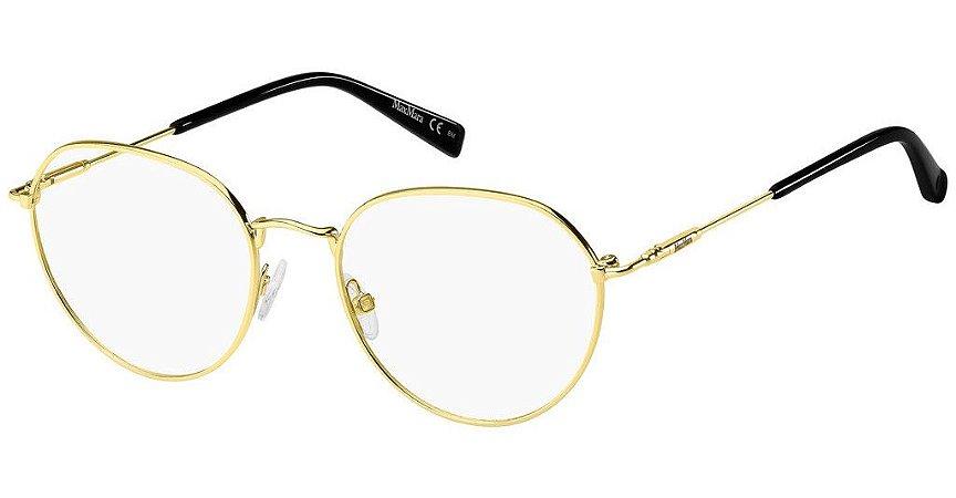 Óculos de Grau Max Mara MM1369 000 49-17