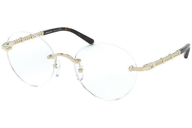 Óculos de Grau Michael Kors MK3037 1014 52