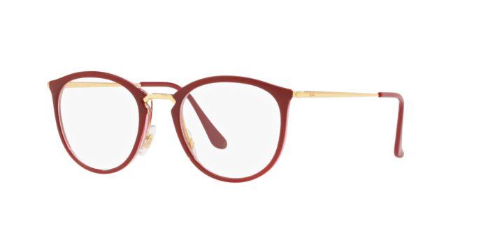 Óculos de Grau Ray Ban RX7140 5854 49