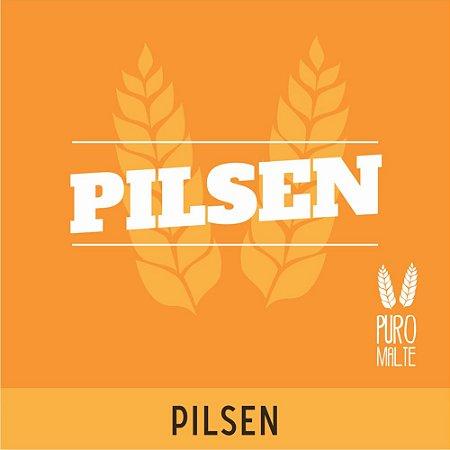 1 Litro de Chopp Pilsen - Growler Grátis - Verificar cidades atendidas na descrição