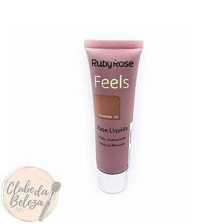 Base Feels - Brownie 20