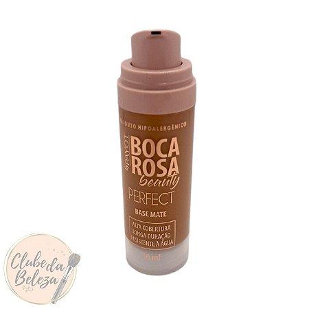 Base Boca Rosa - Cor 7 Márcia