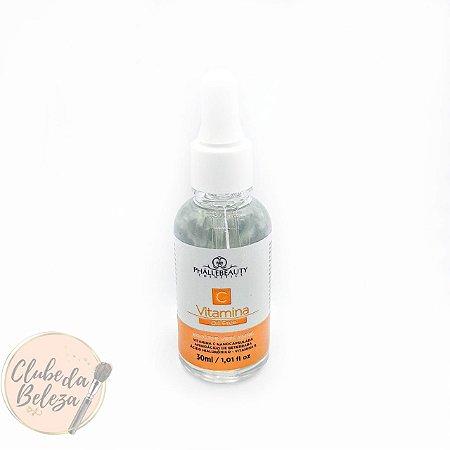 Sérum de Vitamina C Booster Anti-Aging - Phállebeauty