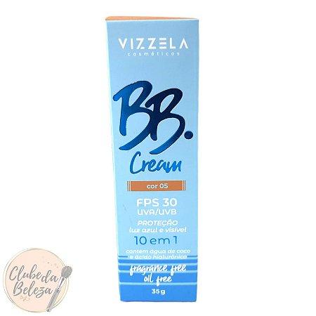 BB Cream FPS 30 Cor 05 - Vizzela