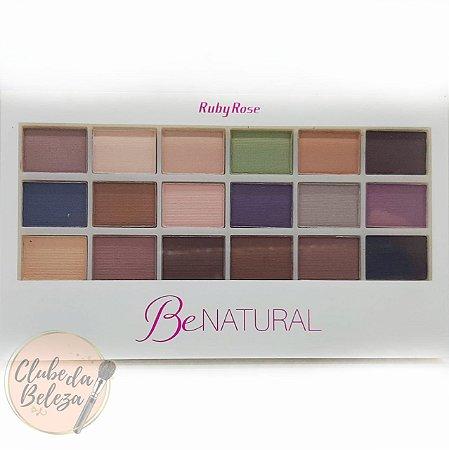 Paleta de Sombras Be Natural - Ruby Rose