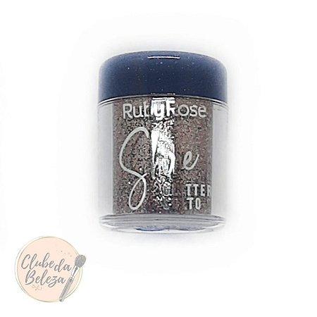 Glitter Solto Shine - Cor: Bronze - Ruby Rose