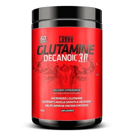 Glutamina Decanoic 300 g CRNVR True Source