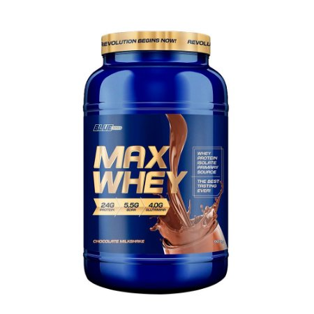 Proteína Max Whey  Isolado Chocolate Milkshake 907 g  True Source
