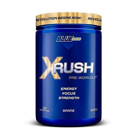 X Rush Pré- Workout  Uva 300 g True Source
