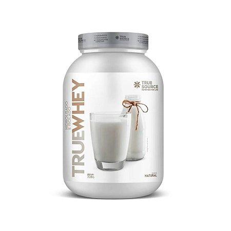 Whey Protein Hidrolisado e Isolado  Natural 837 g True Source