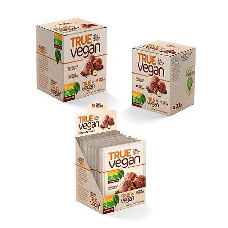 Proteína Vegetal Chocolate com Avelã 320 g True Source