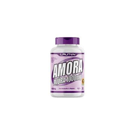 Amora Miúra 1000mg 180 Comprimidos Lauton Nutrition