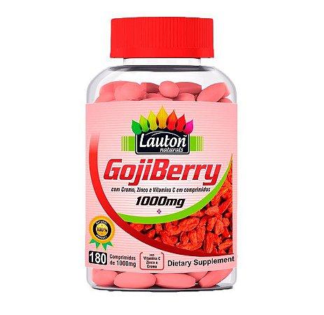 Gojiberry 1000mg 60 Comprimidos Lauton Nutrition
