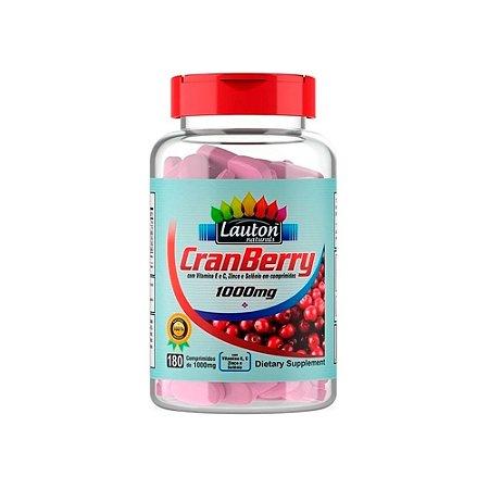 Cranberry 1000mg 60 Comprimidos Lauton Nutrition
