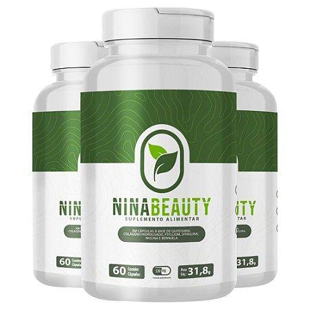 Nina Beauty kit com 3