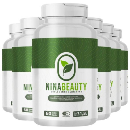 Nina Beauty kit com 6