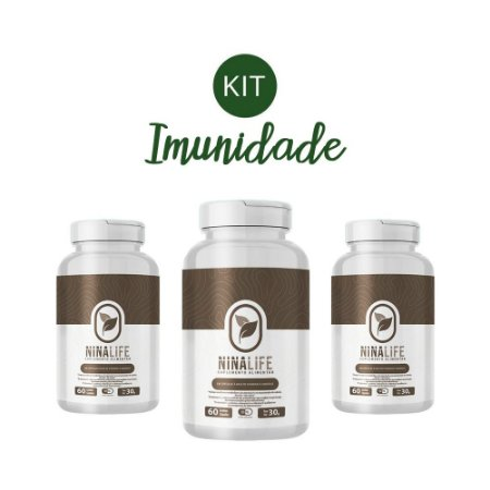 Nina Life Kit com 3