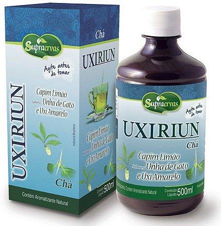 Chá Liquido Uxirium 500ml Supra Ervas